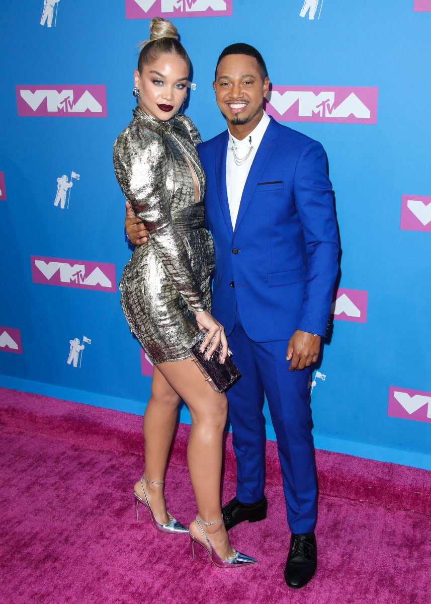Terrence J Was CHEATING . . . And His Side Chick CRASHED CAR!!!