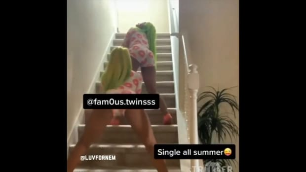 Famous Twins - Twerk Star Father Gets Killed