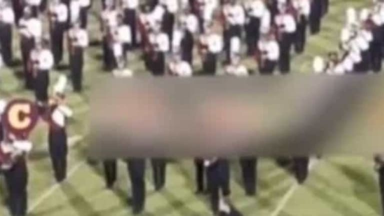 Marching Band In Trouble; Spelled Out 'Co*n' During Halftime Show