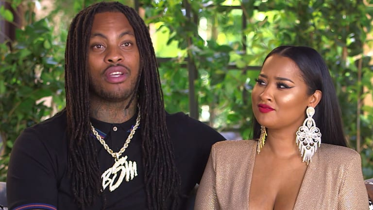 Waka Flocka's Wife Tammy Rivera Suggests They're SWINGERS!!