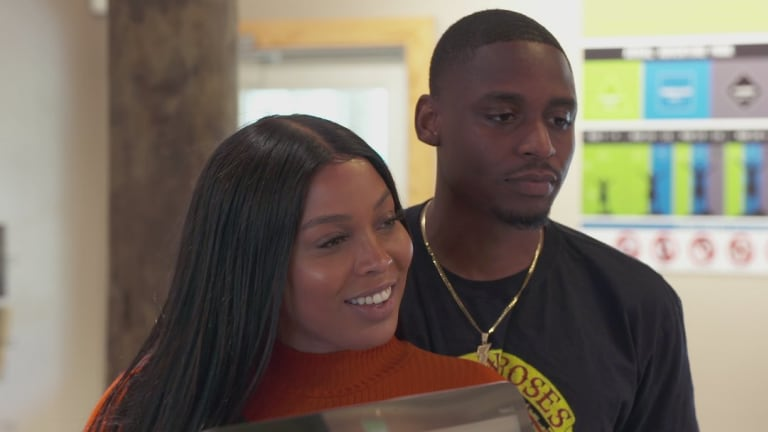 Black Ink's Charmaine & Neek Are Expecting A BABY!!