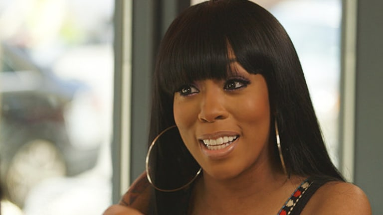 K Michelle Reveals Botched Body - Thighs Are 'Lumpy'!!