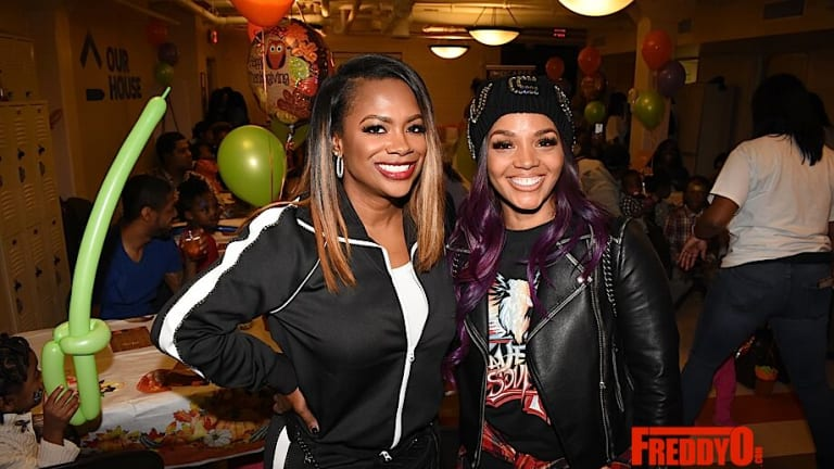 Kandi From The ATL HOUSEWIVES Thanksgiving Pics!!