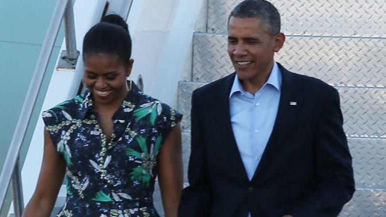 Video Of Michelle Obama Looking 'Thick' Goes Viral!!