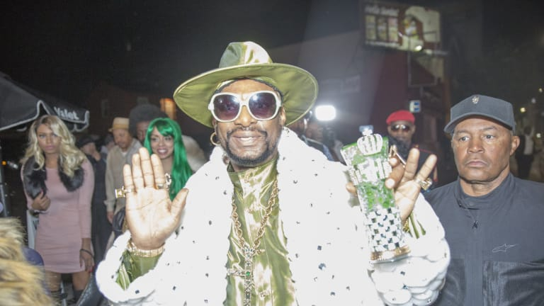 Woman Accuses PIMP Don Magic Juan Of S*xual Assault!!