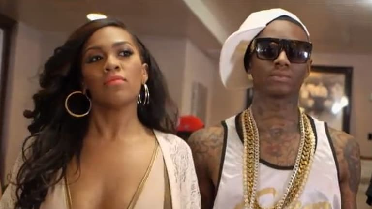 Love & Hip Hop's Nia Riley Claims Soulja Boy BEAT HER!!