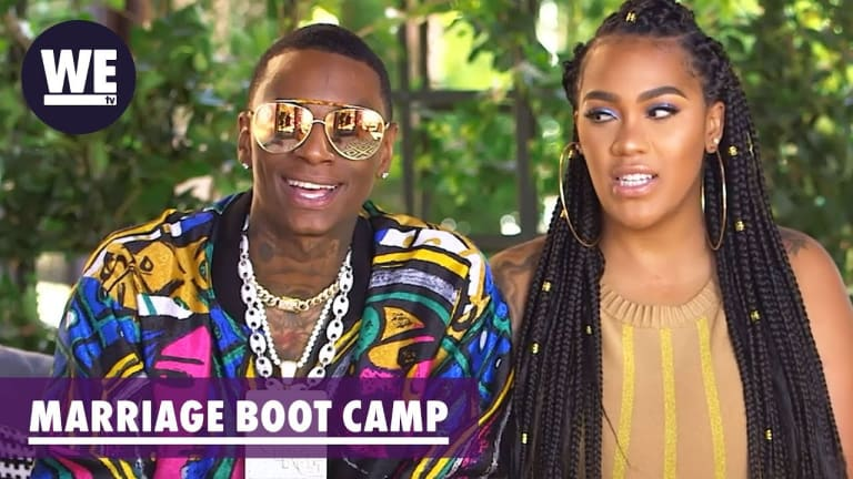 Soulja Boy 'ASSAULTED' Nia Riley On Marriage Boot Camp!! (Video)