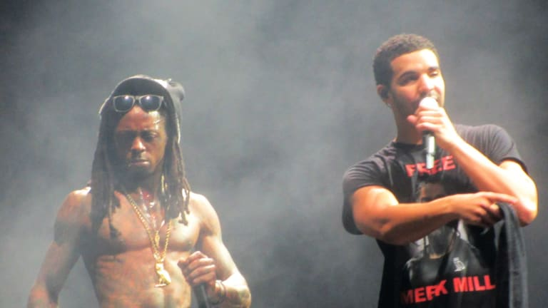 Lil Wayne DISSES Drake: 'I Will Decapitate Him On A Record'!
