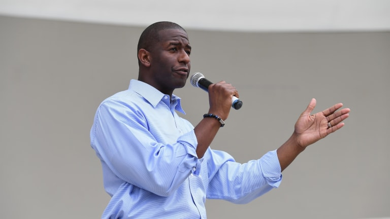 Twitter: Andrew Gillum & Wife Are Reportedly 'Separated'!!