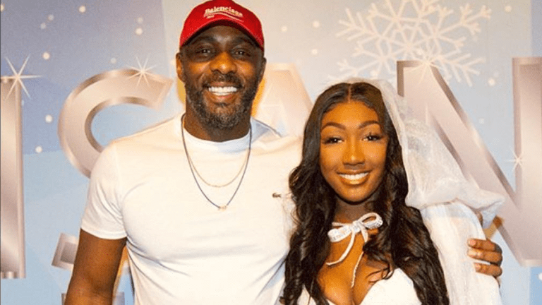 Idris Elba's DAUGHTER & Ex-Wife . . . On Atlanta Housewives!! (PICS)