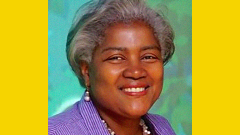 Politico Donna Brazille Gets Makeover . . . Pics Of Her GLOW UP!!