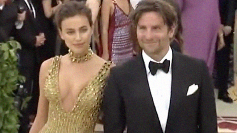 Bradley Cooper And Irina Shayek Break Up!!