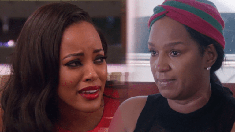 Jackie Christie Beaten On Set Of Basketball Wives - Concussion