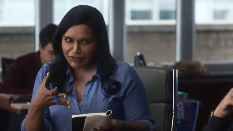 Mindy Kaling: 'I Was A Diversity Hire For The Office'