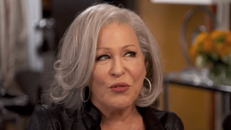 Donald Trump Calls Bette Midler A 'Washed Up Psycho'; She Responds