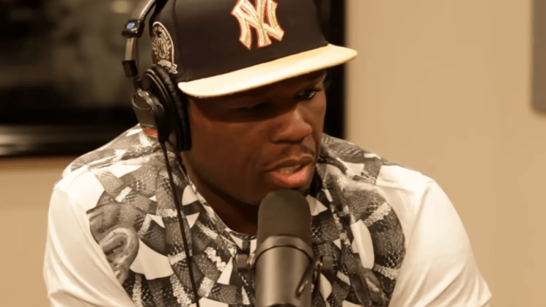 50 Cent: 'Young Buck Got Caught w/ A Tranny & Said F*ck You 50!'