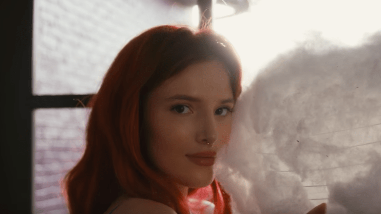 Bella Thorne Leakes Own Nudes After Being Hacked