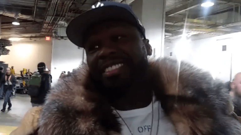 50 Cent Responds To Blocking Adrien Broner: ' You F*cking Up The Money!!'