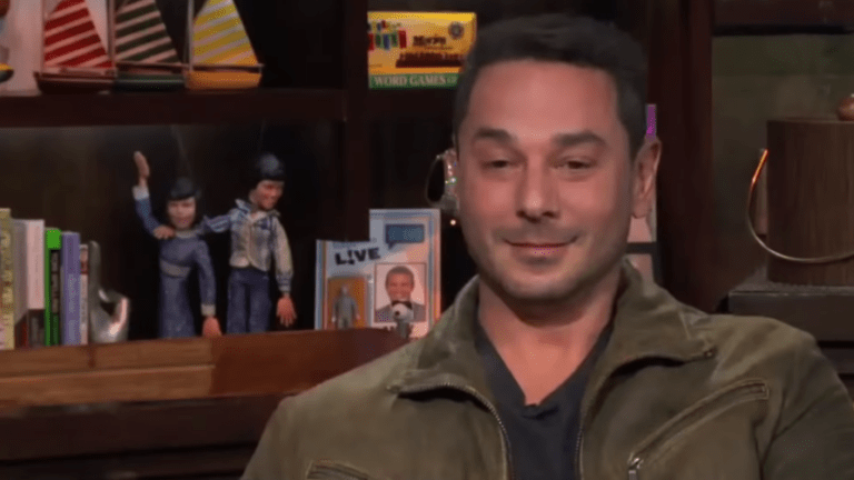 Ex 'RHONJ' Star Jim Marchese Won't Pay For Son's College Because He's Gay