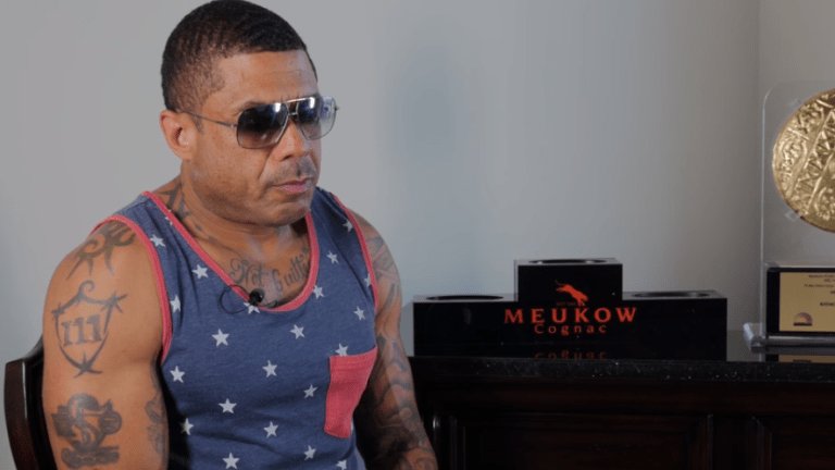 Benzino Says He Regrets Telling Female Cop To 'S*ck His D*ck'