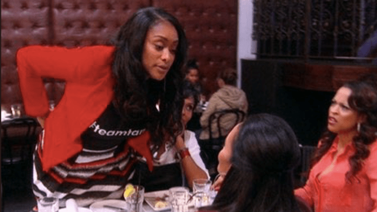 Basketball Wives Evelyn: Tami Put A Voodoo Curse On Me!!