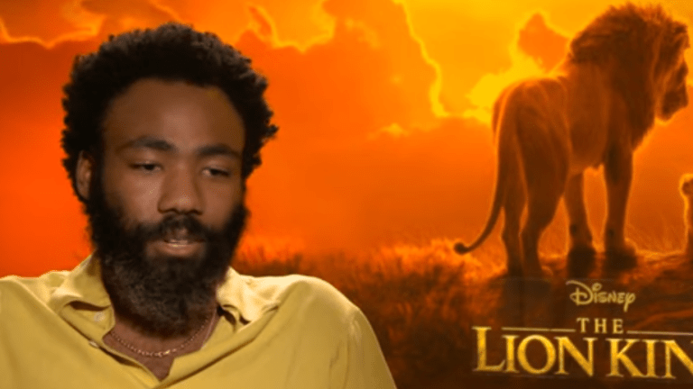 Donald Glover Defends Halle Bailey's 'The Little Mermaid' Casting
