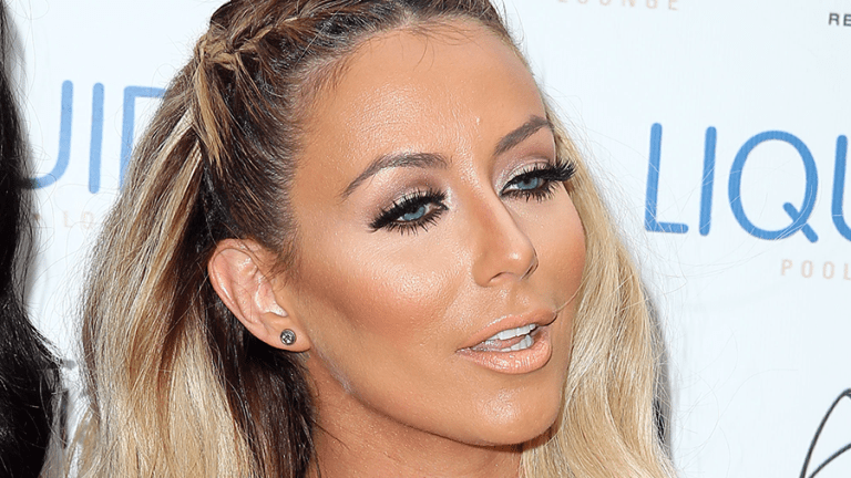 Aubrey O'Day: I Want Barack Obama To Be My Babys Father!!