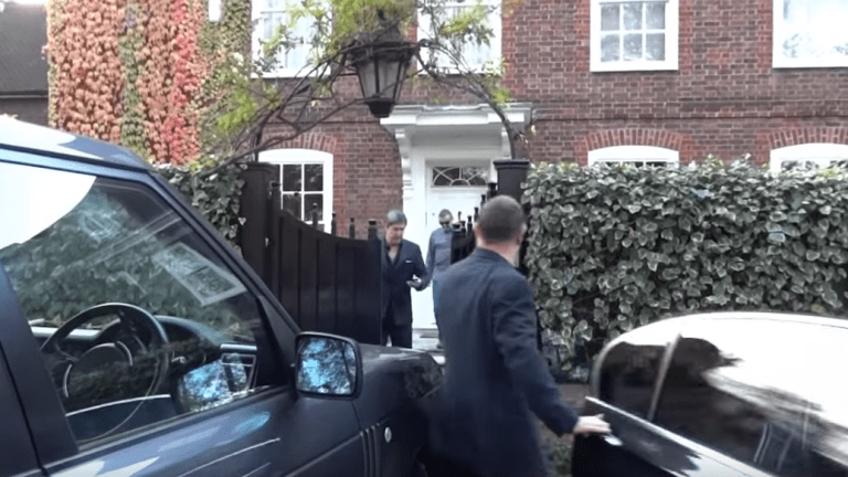Late Singer George Michael's Ex Arrested For Destroying Home