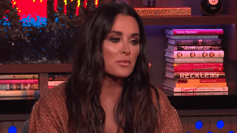 'RHOBH' Star Kyle Richards Slams Lisa Vanderpump & Husband In Social Media Rant