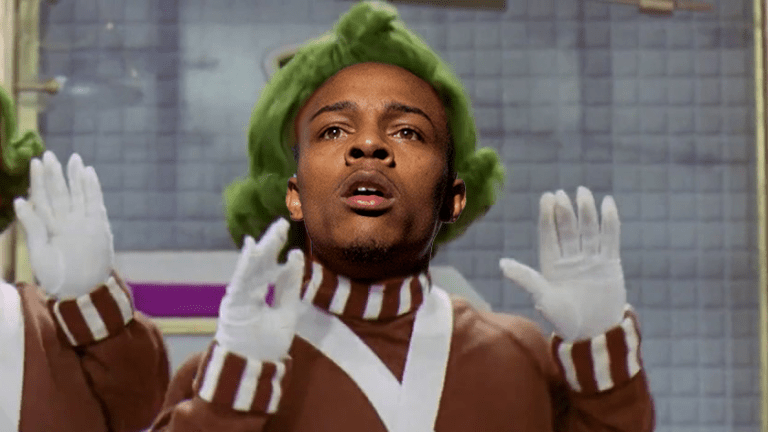 Bow Wow Goes Viral For Doing Oompa Loompa Dance!!