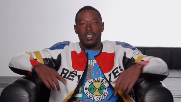 Kevin McCall Comes For Baby Mama Eva Marcille AGAIN!!