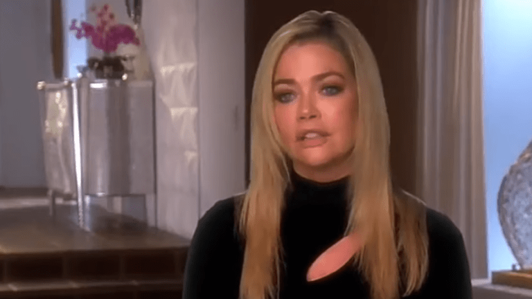 'RHOBH' Star Denise Richards: 'Charlie Sheen Tried To Bleed Me Dry During Divorce!!'