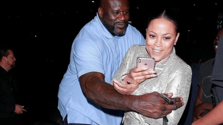 Shaquille O'Neal Reconciling With Basketball Wives Ex Shaunie!!