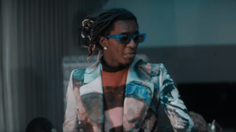 Young Thug Issues Threat To YFN Lucci: 'I Would've BEEN Killed U!!'