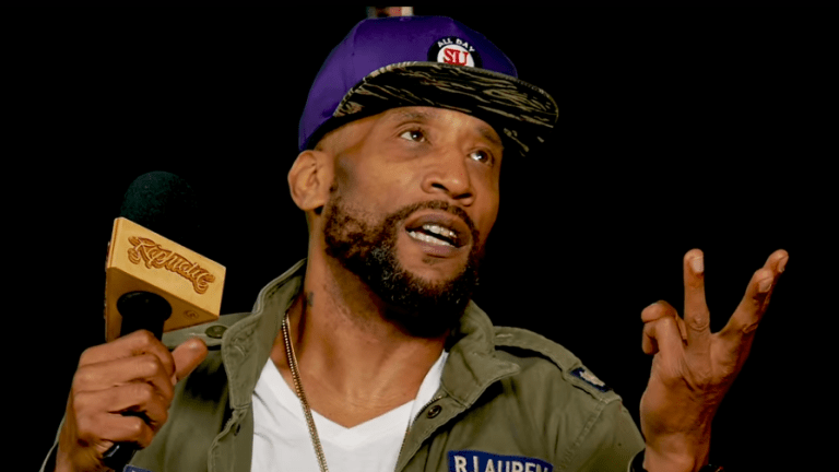 Lord Jamar: 'I Don't F*ck With Female White Rappers!!'