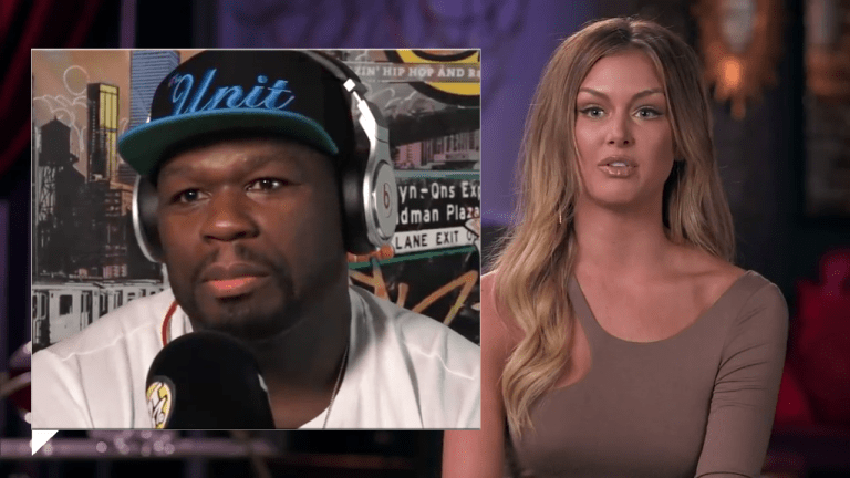 50 Cent Savagely Trolls Reality Star Lala Kent!!