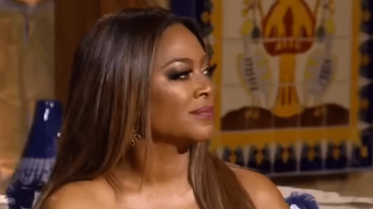 'RHOA' Left Stunned By Kenya Moore's Divorce Announcement