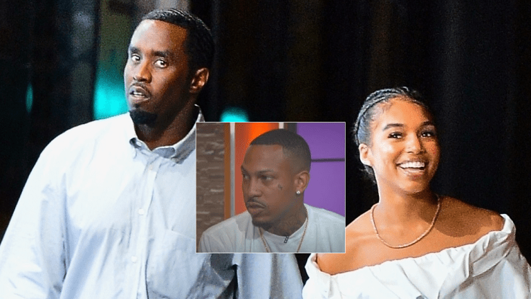 Lori Harvey Accused Of Cheating On Diddy w/ Rapper Trouble!!