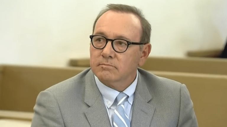 Kevin Spacey Accuser: 'He's An Immature, Defiant & Godless Man!!'