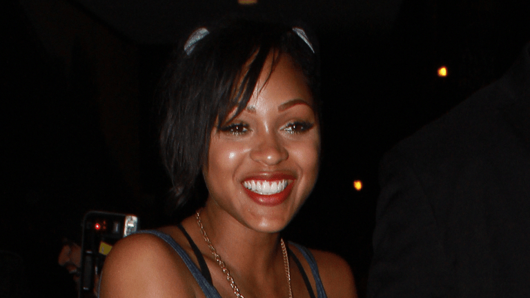 Twitter Claims Meagan Good Botched Her Face And Bleached Skin!! (Shock Pics)