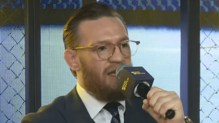 Conor McGregor: 'I'd Like To Fight 50 Cent!!'