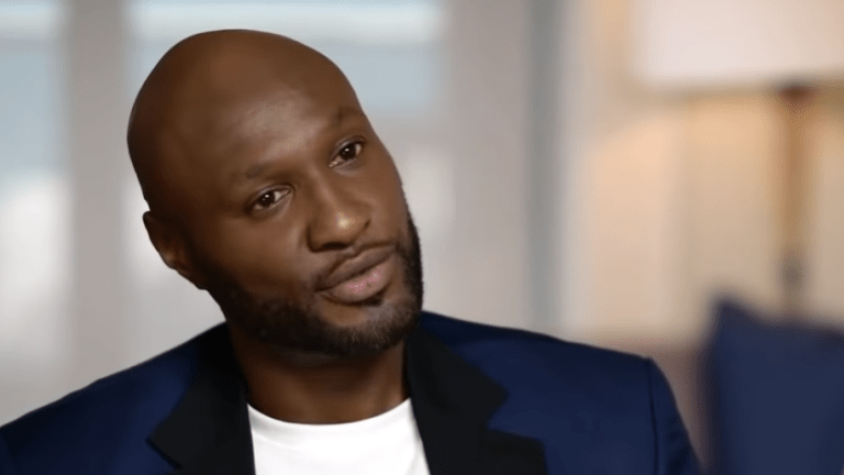 Lamar Odom's Son On His Engagement To Sabrina Parr: 'She Got Your Ass In A Sunken Place!!'