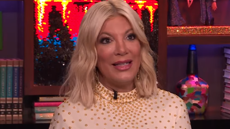Tori Spelling Owes Over $1 Million In Taxes