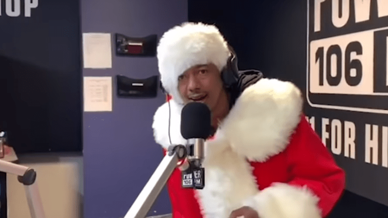 Nick Cannon Claps Back At Eminem Following Diss Track