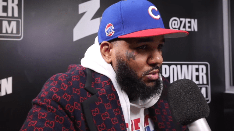 The Game: 'I Once Pulled A Gun On Suge Knight!!'