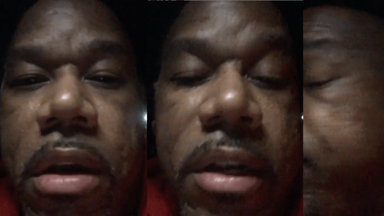 Nipsey Hussle's Friend Knocks Out Wack100 - For 'Disrespect'! (Video)