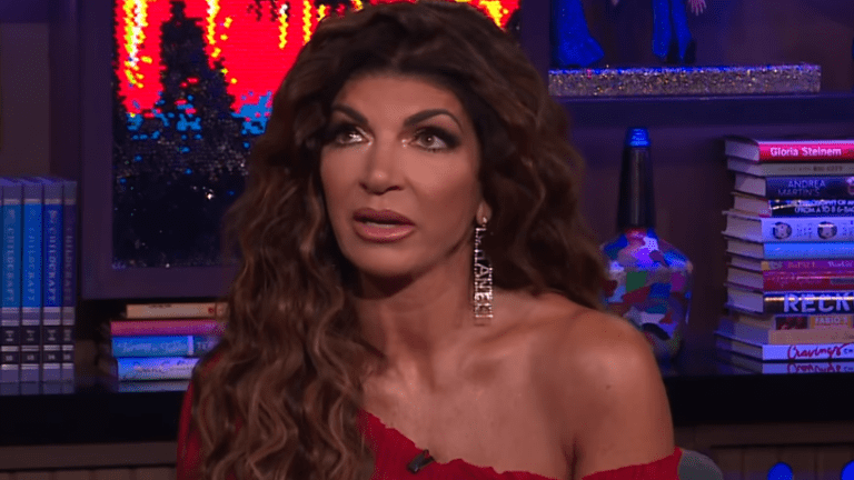 'RHONJ' Star Teresa Giudice Finally 'Clears The Air' With Nemesis, Caroline Manzo