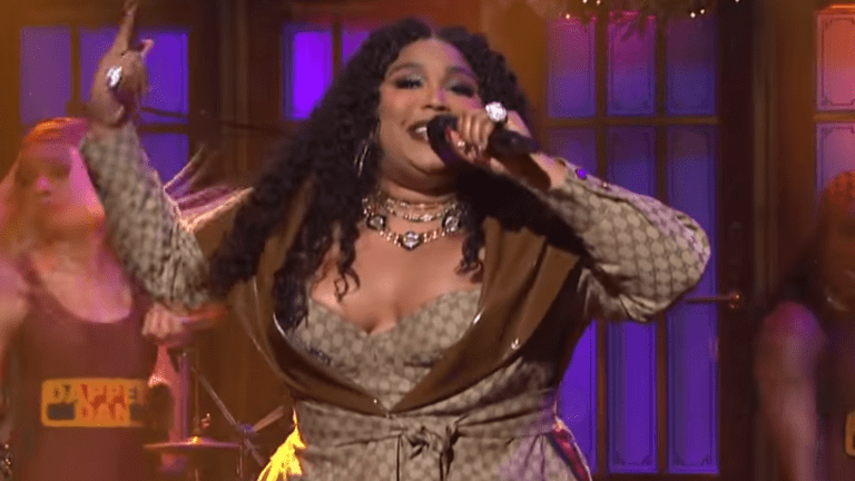 Lizzo Claps Back At Dr. Boyce Watkins Over 'Obesity' Comments