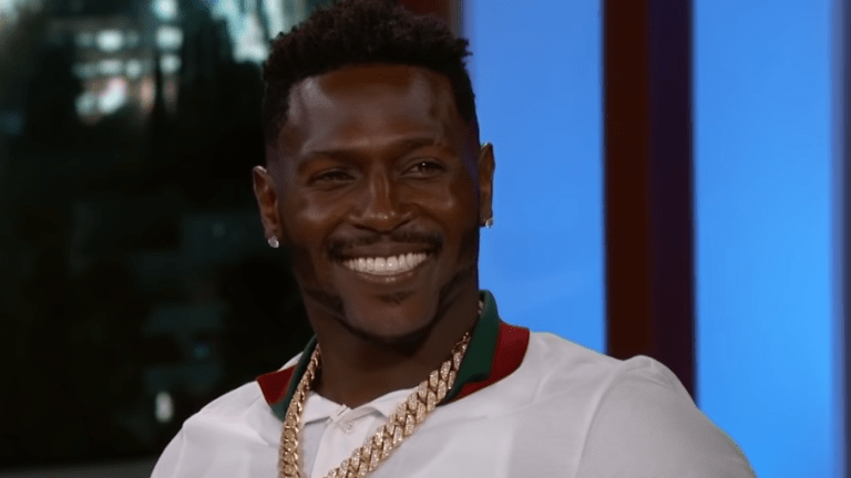 NFL Star Antonio Brown Suing Ex For Refusing To Leave His Home!!