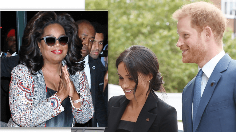 Oprah Winfrey Advised Meghan & Harry To QUIT THE ROYALS!!